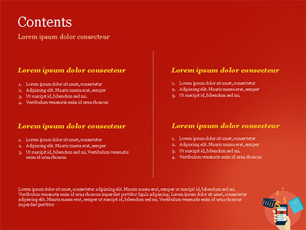 E-Commerce Development PowerPoint Template, Slide 2, 14877, Careers/Industry — PoweredTemplate.com