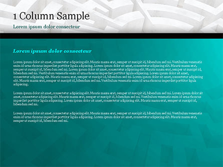 Labyrinth of Decision PowerPoint Template, Slide 4, 14883, Business Concepts — PoweredTemplate.com