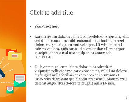 Marketing PowerPoint Template, Slide 3, 14885, Careers/Industry — PoweredTemplate.com