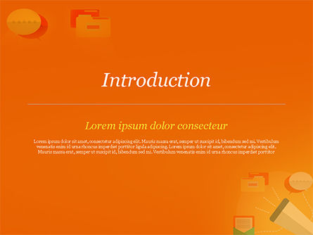 Marketing PowerPoint Template, Slide 3, 14885, Careers/Industry — PoweredTemplate.com