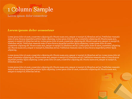 Marketing PowerPoint Template, Slide 4, 14885, Careers/Industry — PoweredTemplate.com