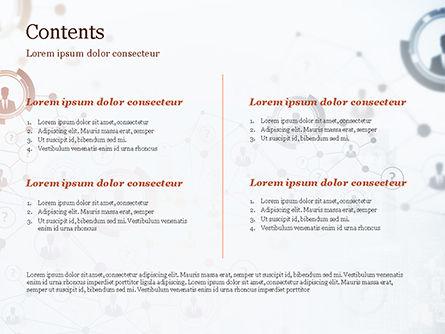 Talent Management Concept PowerPoint Template, Slide 2, 14909, Technology and Science — PoweredTemplate.com