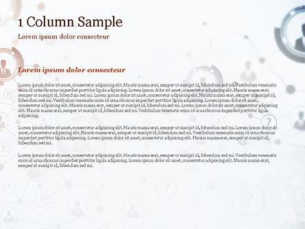 Talent Management Concept PowerPoint Template, Slide 4, 14909, Technology and Science — PoweredTemplate.com