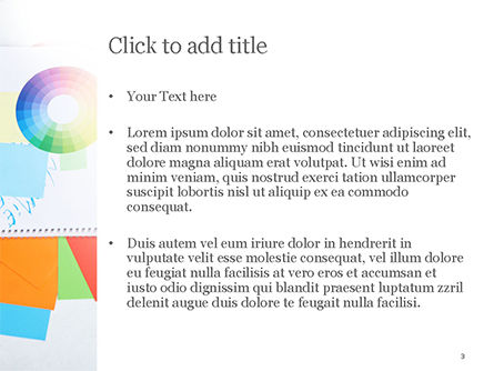 Graphic Design Tools PowerPoint Template, Slide 3, 14911, Careers/Industry — PoweredTemplate.com