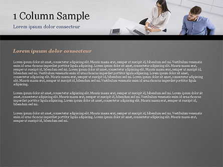 Consulting Services PowerPoint Template, Slide 4, 14912, Consulting — PoweredTemplate.com