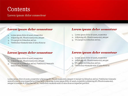 Tablet and Smartphone PowerPoint Template, Slide 2, 14920, Technology and Science — PoweredTemplate.com