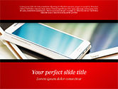 Technology and Science: Tablet and Smartphone PowerPoint Template #14920