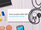 Medical: Medical Stuff PowerPoint Template #14921