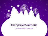Holiday/Special Occasion: Christmas Holiday Background PowerPoint Template #14928