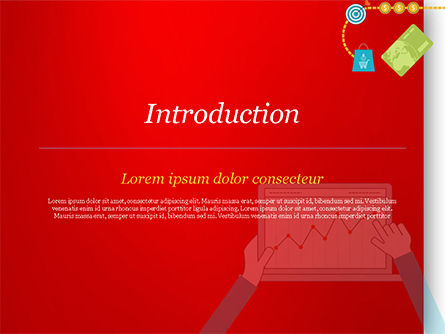Ecommerce and Marketing PowerPoint Template, Slide 3, 14939, Careers/Industry — PoweredTemplate.com