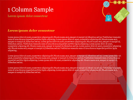 Ecommerce and Marketing PowerPoint Template, Slide 4, 14939, Careers/Industry — PoweredTemplate.com