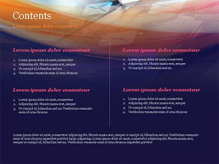 Email Management Concept PowerPoint Template, Slide 2, 14942, Telecommunication — PoweredTemplate.com