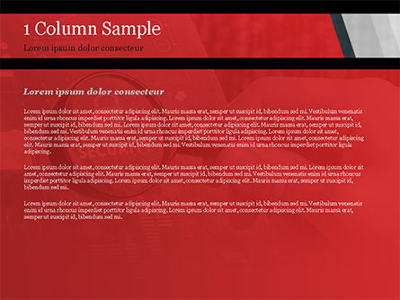 Information Data Security Concept PowerPoint Template, Slide 4, 14950, Technology and Science — PoweredTemplate.com