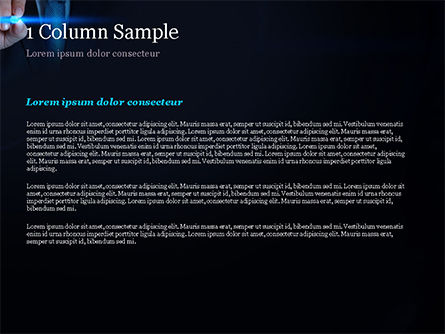 Systems Engineering PowerPoint Template, Slide 4, 14952, Careers/Industry — PoweredTemplate.com