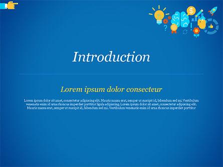 Creative Process Concept PowerPoint Template, Slide 3, 14956, Business Concepts — PoweredTemplate.com