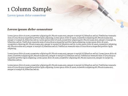 Work Schedule PowerPoint Template, Slide 4, 14962, Business — PoweredTemplate.com
