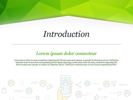 Digital Marketing Toolbox PowerPoint Template, Slide 3, 14964, Careers/Industry — PoweredTemplate.com