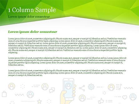 Digital Marketing Toolbox PowerPoint Template, Slide 4, 14964, Careers/Industry — PoweredTemplate.com