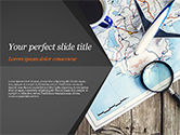 Holiday/Special Occasion: Reisplanning PowerPoint Template #14989