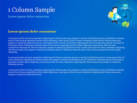 Performance-Based Marketing Concept PowerPoint Template, Slide 4, 15046, Business Concepts — PoweredTemplate.com