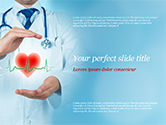 Medical: Cardioloog PowerPoint Template #15064