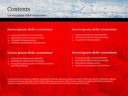 Be Unique PowerPoint Template, Slide 2, 15073, Business Concepts — PoweredTemplate.com