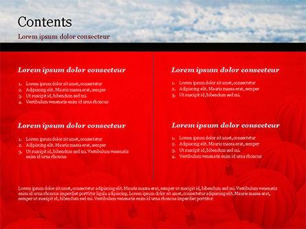 Be Unique PowerPoint Template, Slide 2, 15073, Business Concepts — PoweredTemplate.com