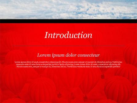 Be Unique PowerPoint Template, Slide 3, 15073, Business Concepts — PoweredTemplate.com