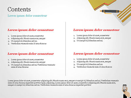 Financial Analysts PowerPoint Template, Slide 2, 15075, Financial/Accounting — PoweredTemplate.com