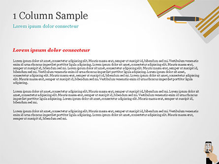 Financial Analysts PowerPoint Template, Slide 4, 15075, Financial/Accounting — PoweredTemplate.com