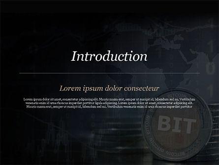 BIT PowerPoint Template, Slide 3, 15092, Technology and Science — PoweredTemplate.com