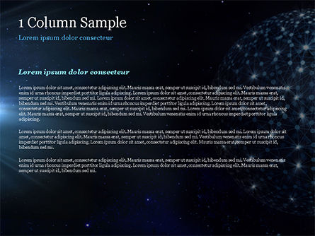 Worldwide Blockchain System PowerPoint Template, Slide 4, 15108, Technology and Science — PoweredTemplate.com