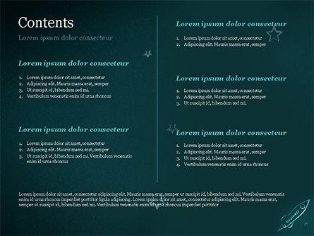 Business Rocket PowerPoint Template, Slide 2, 15114, Business Concepts — PoweredTemplate.com