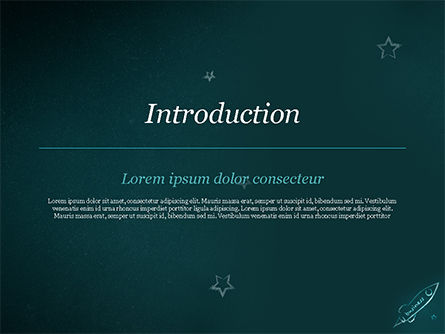 Business Rocket PowerPoint Template, Slide 3, 15114, Business Concepts — PoweredTemplate.com