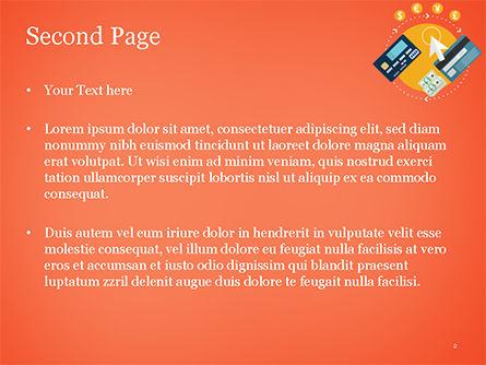 Improve Conversion Rates PowerPoint Template, Slide 2, 15129, Business Concepts — PoweredTemplate.com