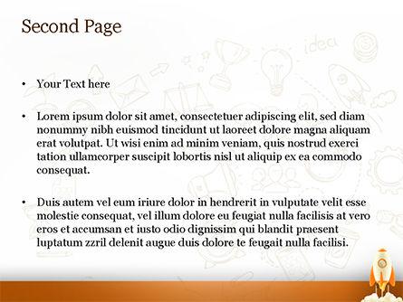 Startup Concept PowerPoint Template, Slide 2, 15140, Business Concepts — PoweredTemplate.com