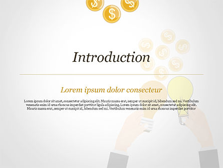 Concept of Creation Successful Project PowerPoint Template, Slide 3, 15149, Business Concepts — PoweredTemplate.com