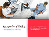 Medical: Artsen Vergadering PowerPoint Template #15151