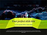 Financial/Accounting: Trading Graph PowerPoint Template #15152