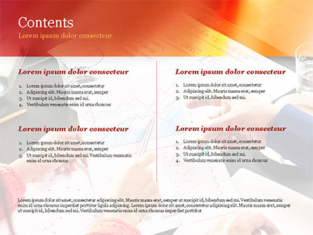 User Experience Analysis PowerPoint Template, Slide 2, 15157, Careers/Industry — PoweredTemplate.com