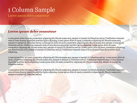 User Experience Analysis PowerPoint Template, Slide 4, 15157, Careers/Industry — PoweredTemplate.com