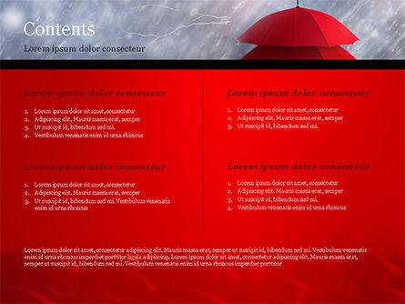 Insurance Concept PowerPoint Template, Slide 2, 15162, Business Concepts — PoweredTemplate.com