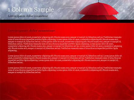 Insurance Concept PowerPoint Template, Slide 4, 15162, Business Concepts — PoweredTemplate.com