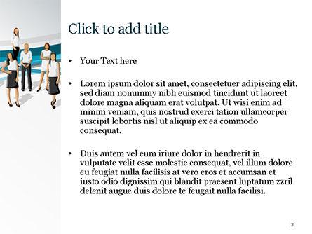 Various People PowerPoint Template, Slide 3, 15163, People — PoweredTemplate.com