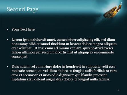 Pike Fishing PowerPoint Template, Slide 2, 15184, Sports — PoweredTemplate.com