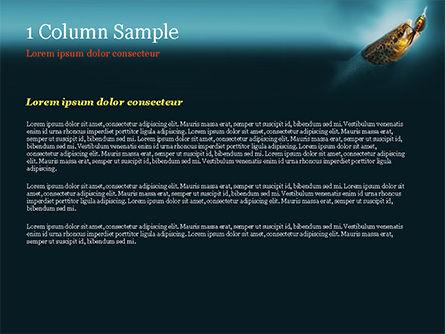 Pike Fishing PowerPoint Template, Slide 4, 15184, Sports — PoweredTemplate.com