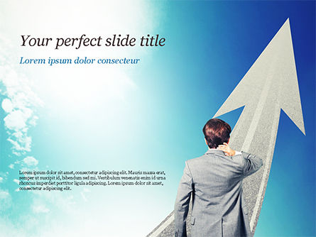 Business: New Opportunity Concept PowerPoint Template #15189