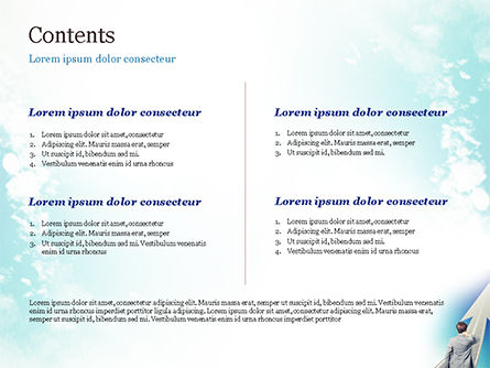 New Opportunity Concept PowerPoint Template, Slide 2, 15189, Business — PoweredTemplate.com