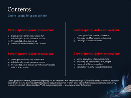 Business Management Concept PowerPoint Template, Slide 2, 15192, Business Concepts — PoweredTemplate.com