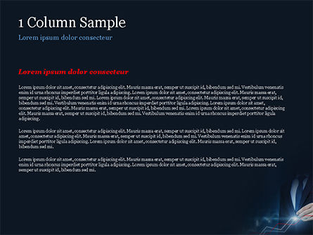 Business Management Concept PowerPoint Template, Slide 4, 15192, Business Concepts — PoweredTemplate.com